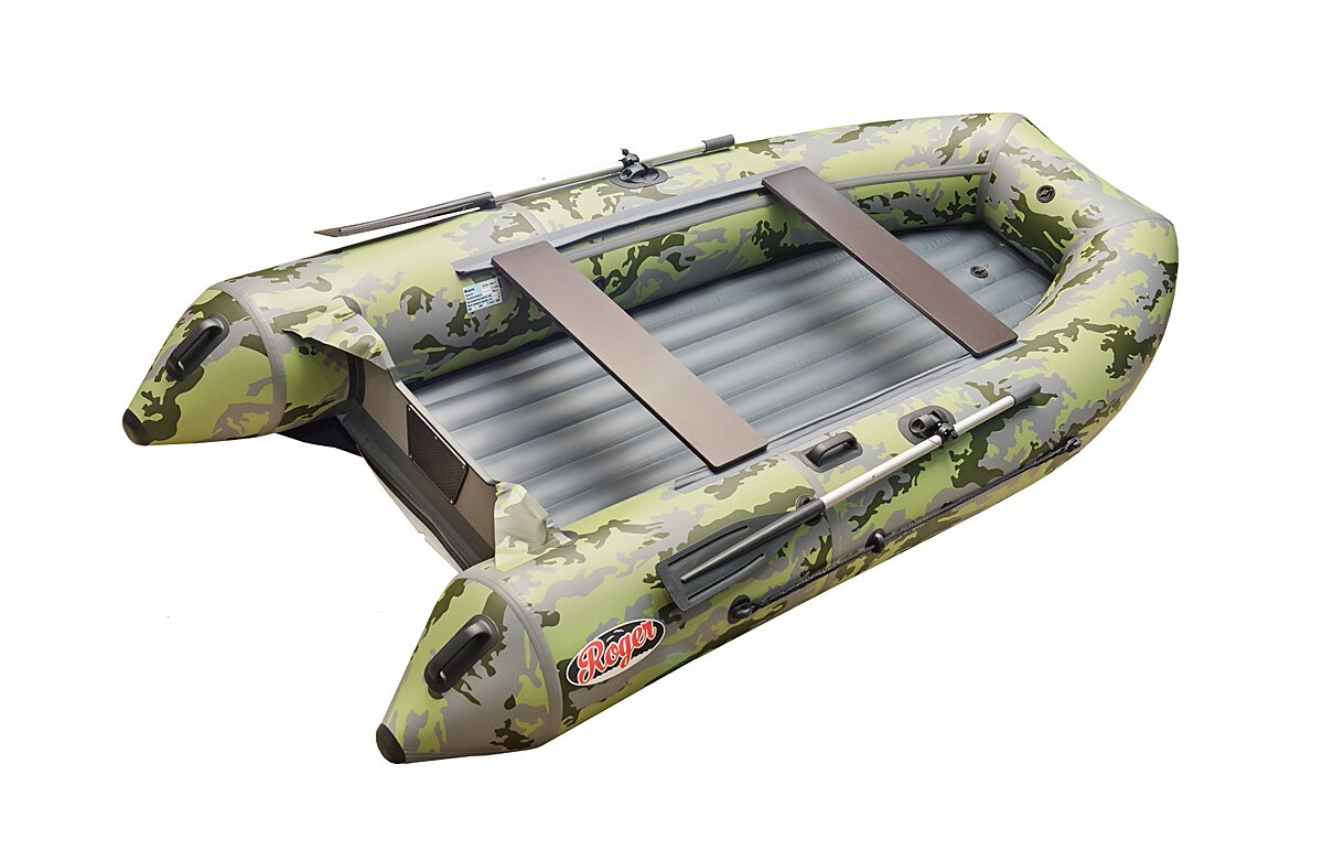Лодка ПВХ Zefir 3100 LT, камуфляж