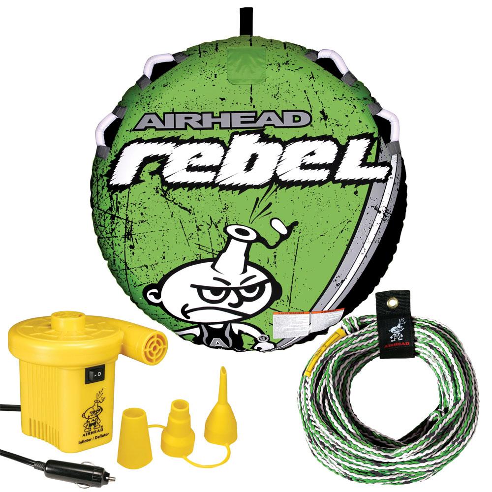 "Надувная ""таблетка"" AirHead REBEL Kit"