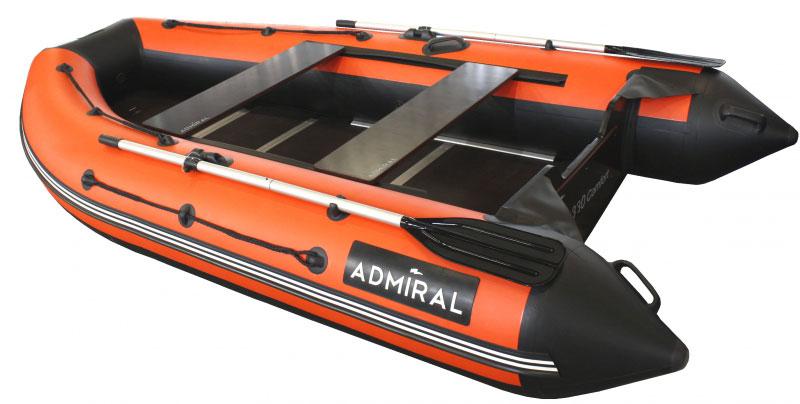 Лодка ПВХ АДМИРАЛ AM 330 Comfort