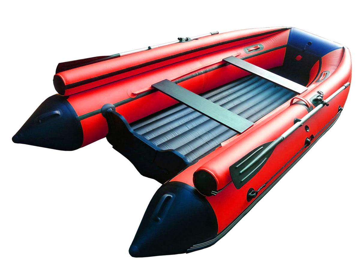 Лодка ПВХ Орка 380F НД