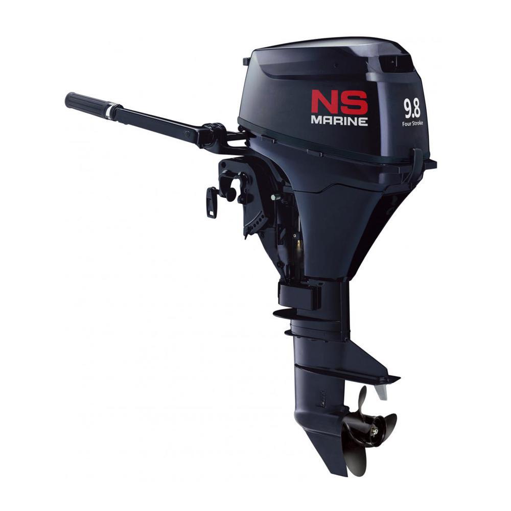 Лодочный мотор NS MARINE NMF 9.8 B S