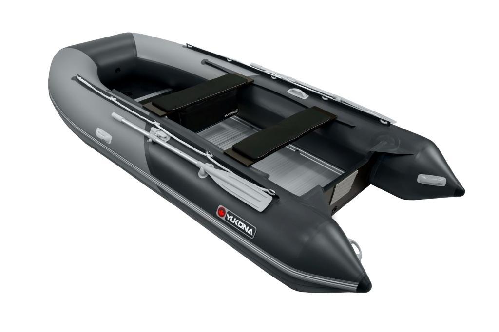 Лодка ПВХ YUKONA 430TS AL
