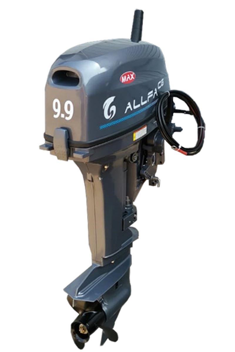 Лодочный мотор ALLFA CG T 9.9 BWS MAX (20 л.с.)