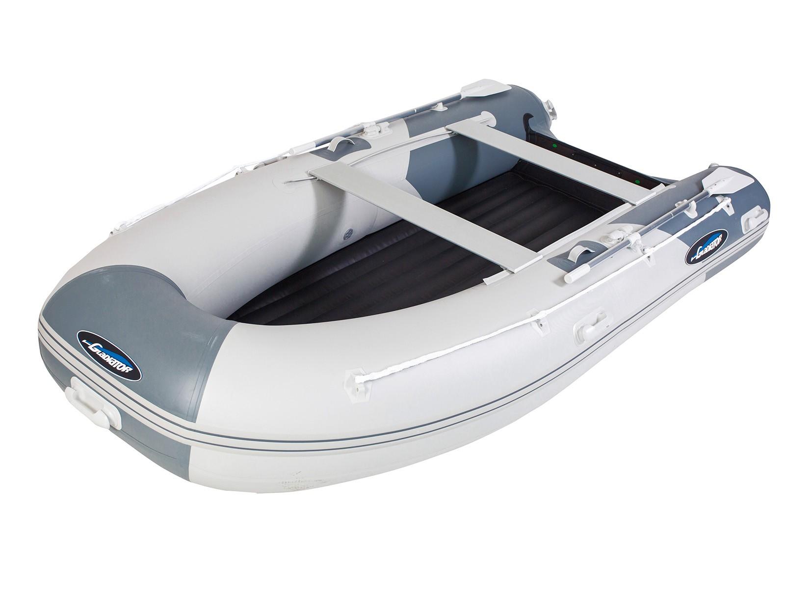Лодка ПВХ ГЛАДИАТОР E 330 LT НДНД
