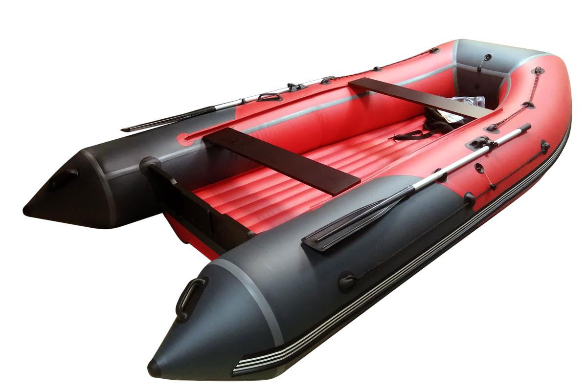 Лодка ПВХ ORCA GT 420