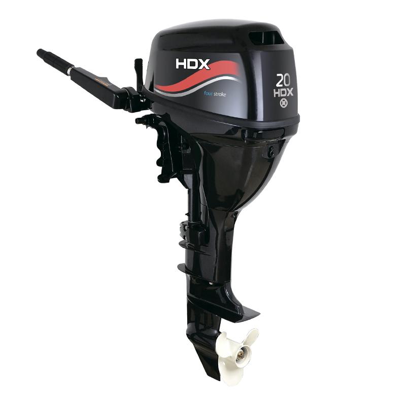 Лодочный мотор HDX F20 A BMS