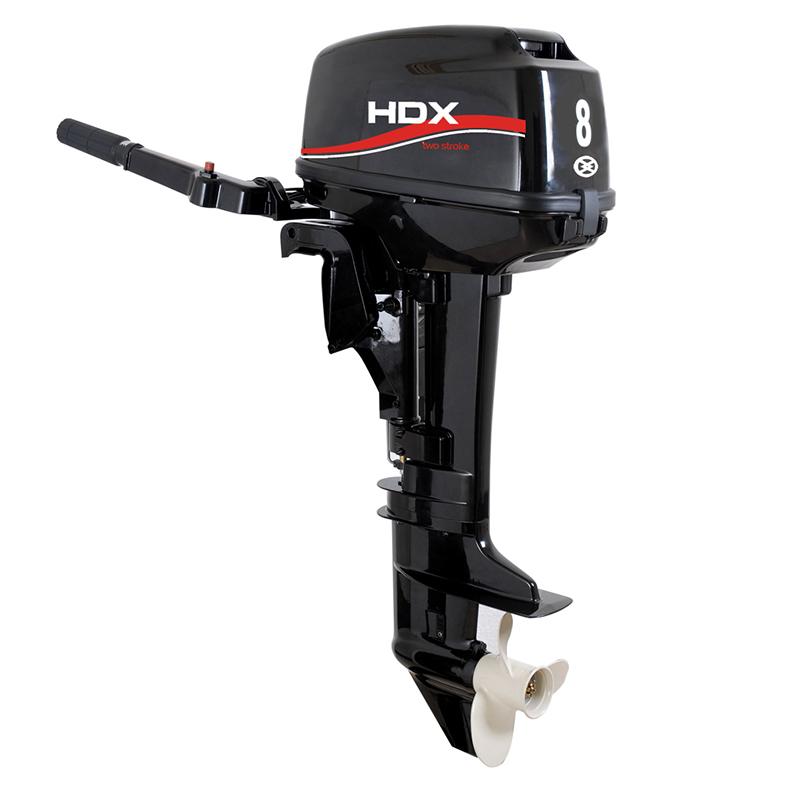Лодочный мотор HDX T8BMS