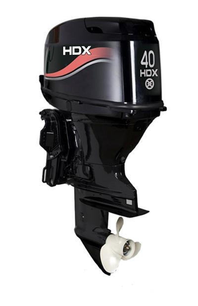 Лодочный мотор HDX F40FWS EFI