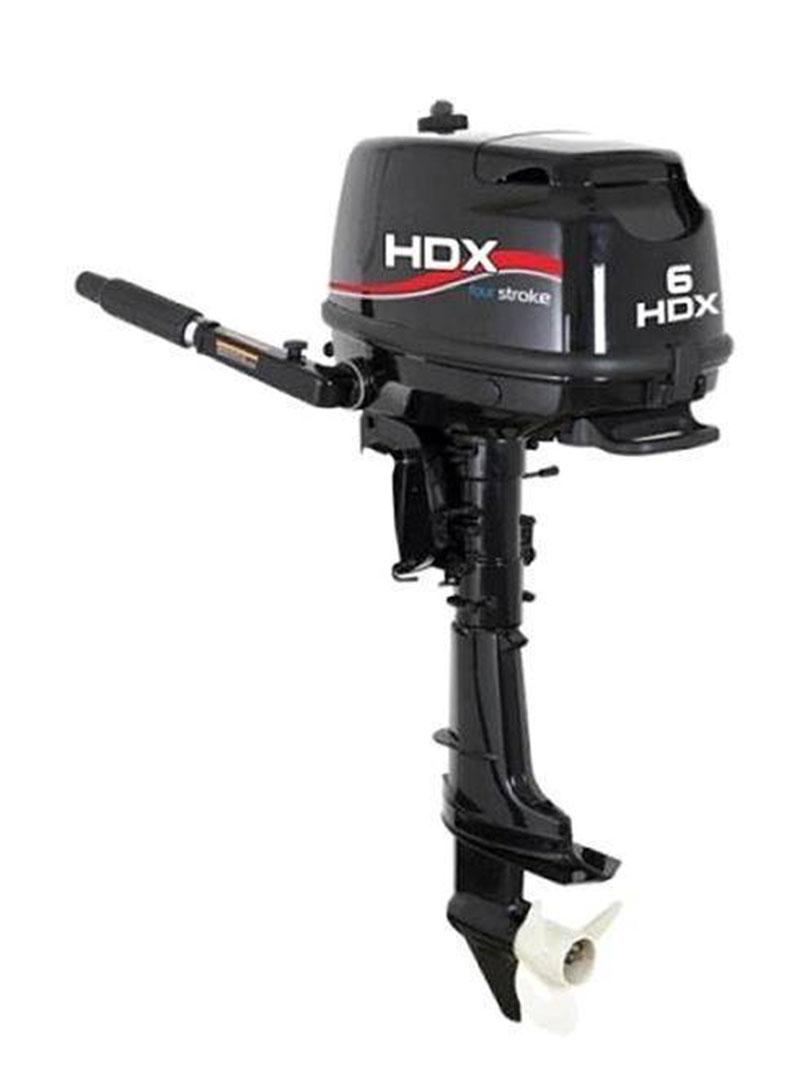 Лодочный мотор HDX F6 A BMS