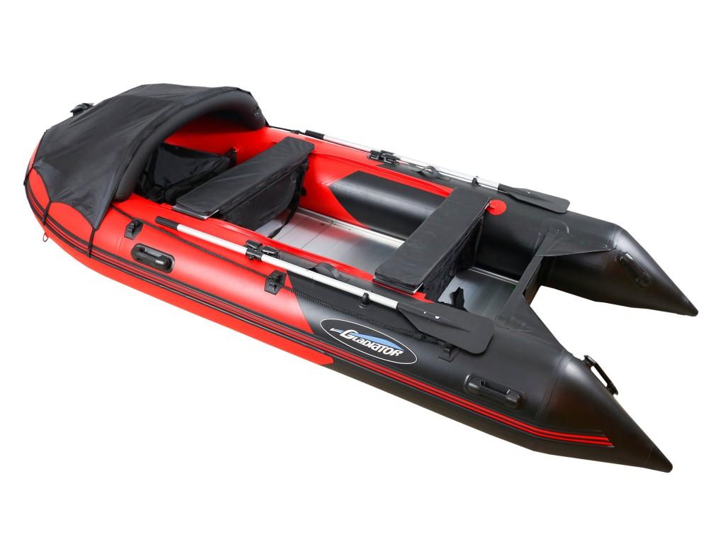 Лодка ПВХ GLADIATOR D400AL