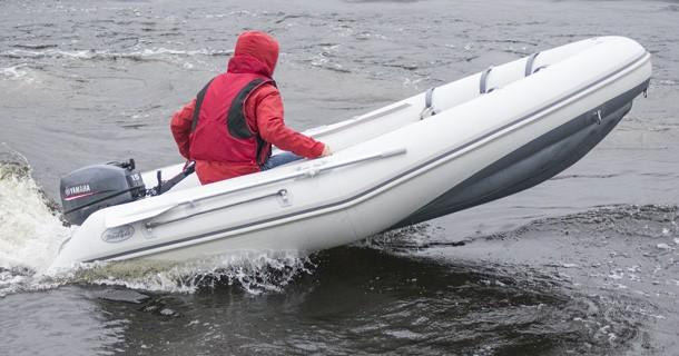 Лодка ПВХ Badger ARL360