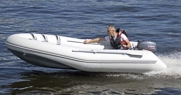 Лодка ПВХ Badger ARL390