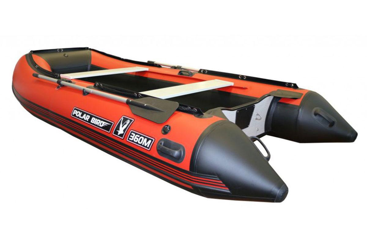Лодка Полар Берд 360M Merlin стеклокомпозит