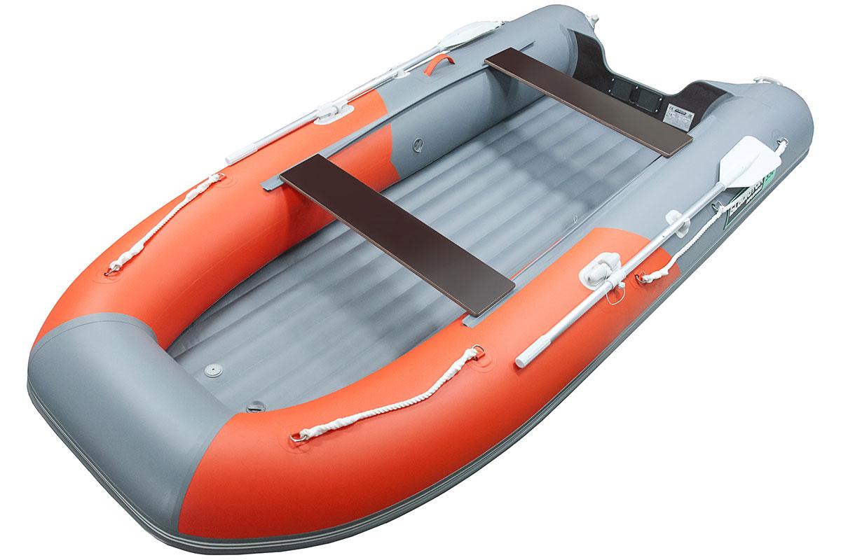 Лодка ПВХ GLADIATOR E300-R НДНД