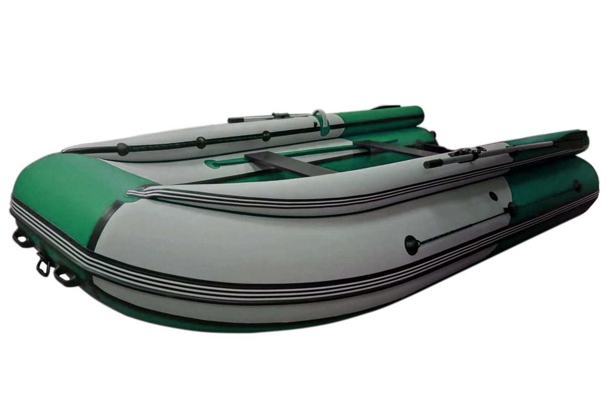 Лодка ПВХ ORCA GT 420 фальшборт