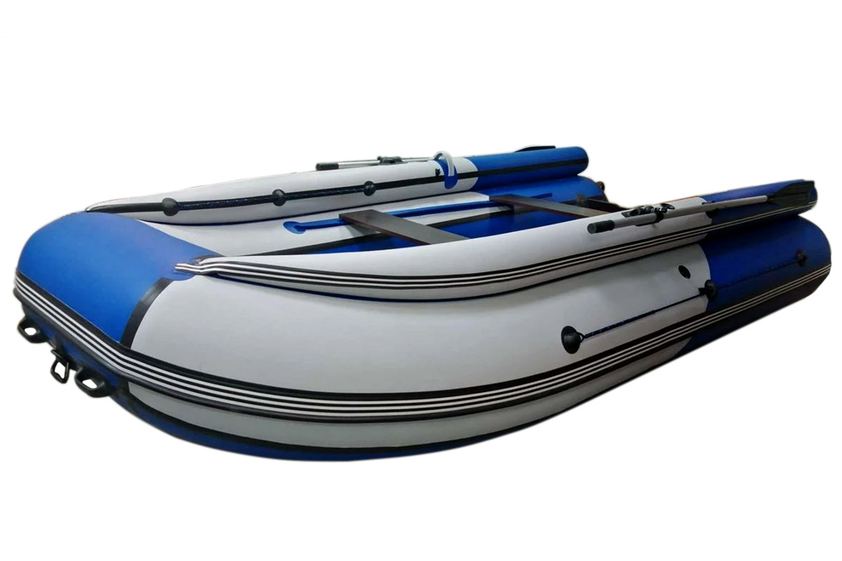 Лодка ПВХ ORCA GT 400 фальшборт