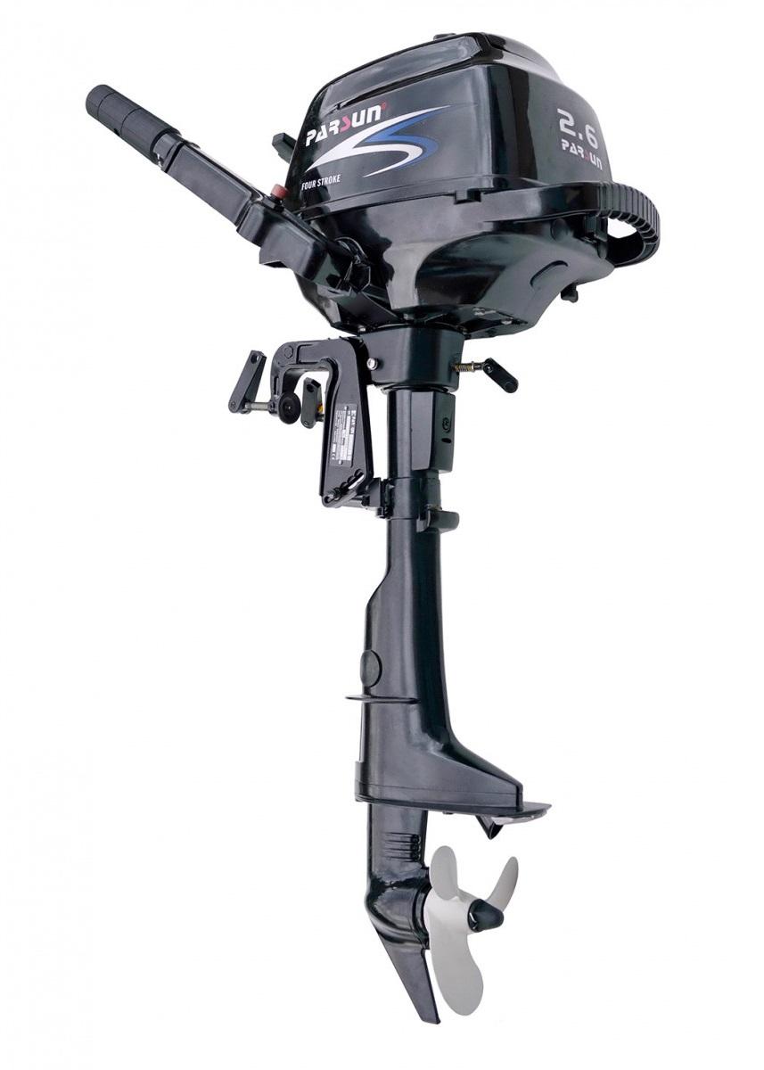 Лодочный мотор Parsun F2.6BMS