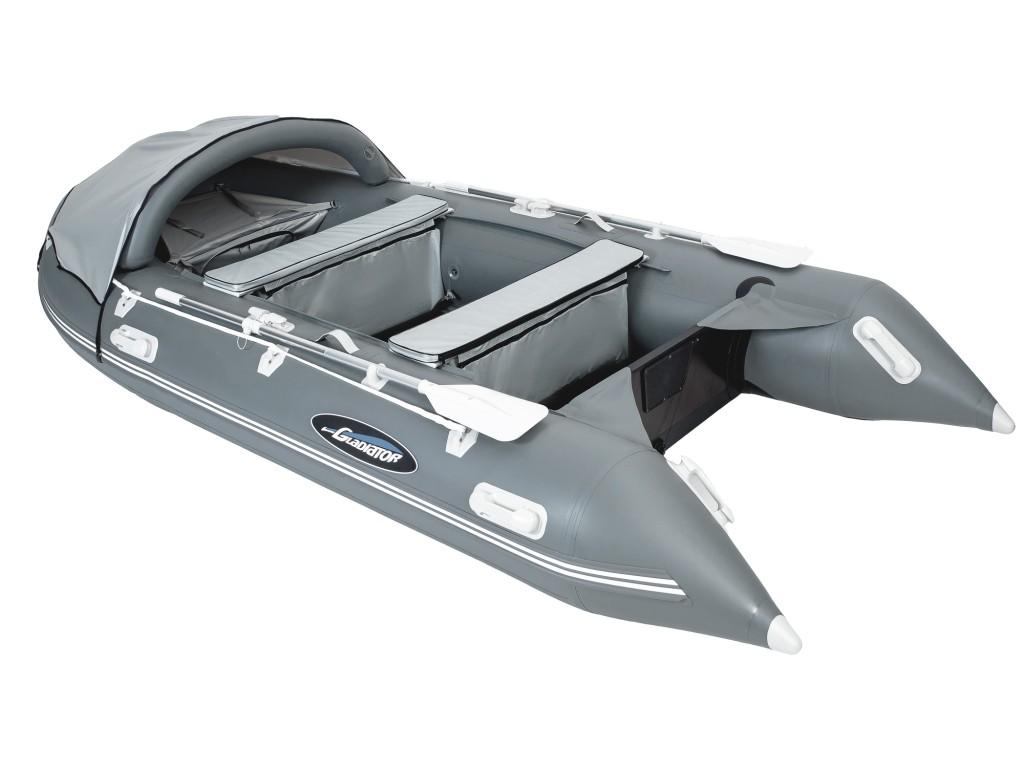 Лодка ПВХ GLADIATOR C420DP