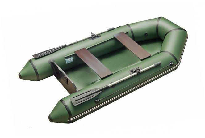 Лодка ПВХ Roger Standart 2800 с привалом