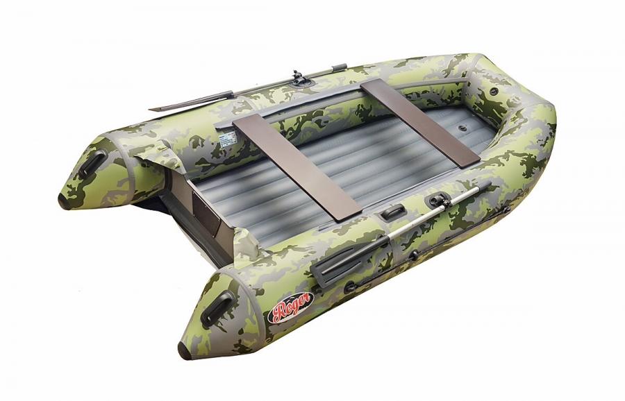 Лодка ПВХ Zefir 3300 LT, камуфляж