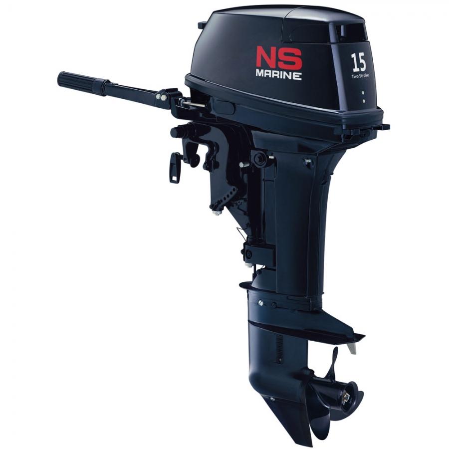 Мотор 2-х тактный NS Marine NM 15 D2 S