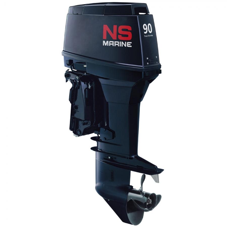 Лодочный мотор NS Marine NM 90 D2 EPTOL