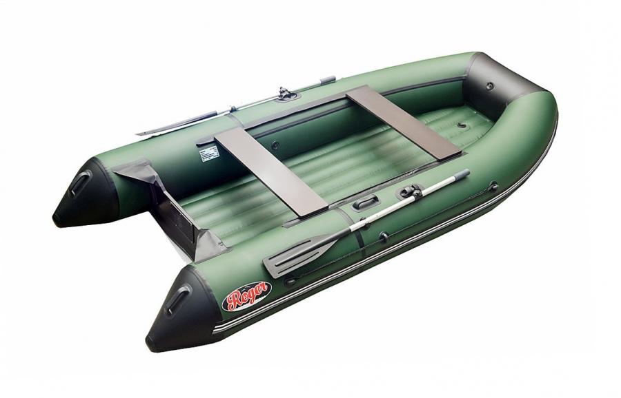 Лодка ПВХ Zefir 4400