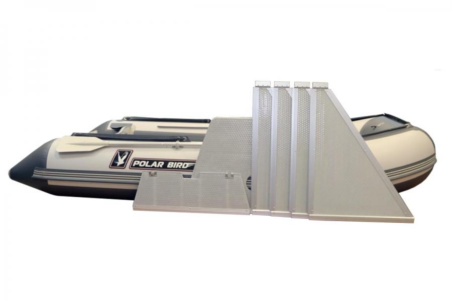 Лодка Полар Берд 340M Merlin