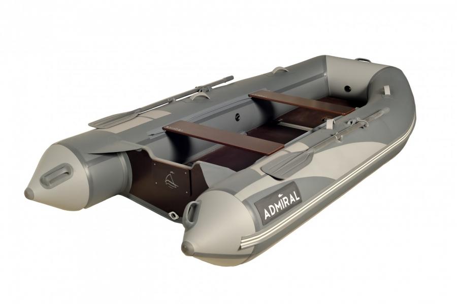 Лодка ПВХ АДМИРАЛ АМ 350