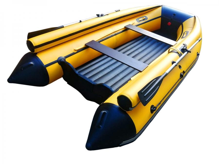 Лодка ПВХ Орка 400F НД