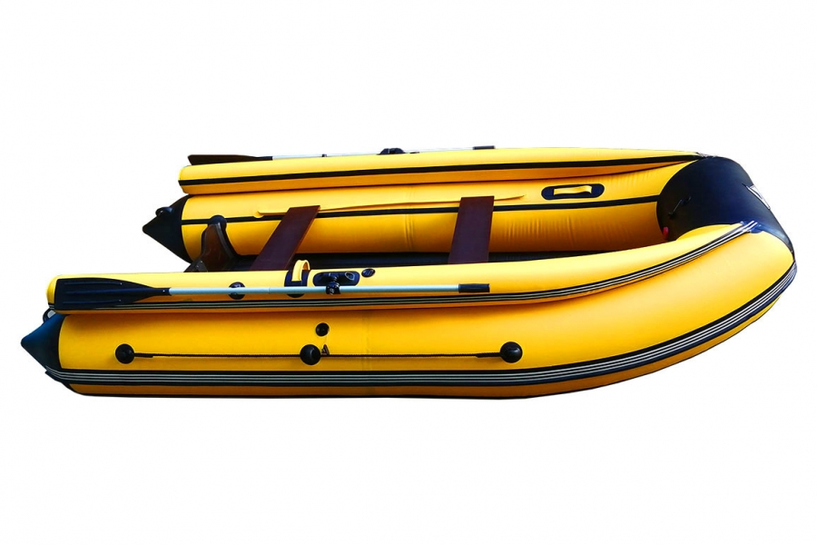 Лодка ПВХ Орка 360F НД