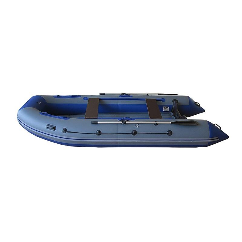 Лодка ПВХ РИФ 390 НД