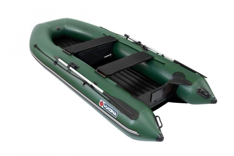Лодки ПВХ YUKONA 350 НДНД