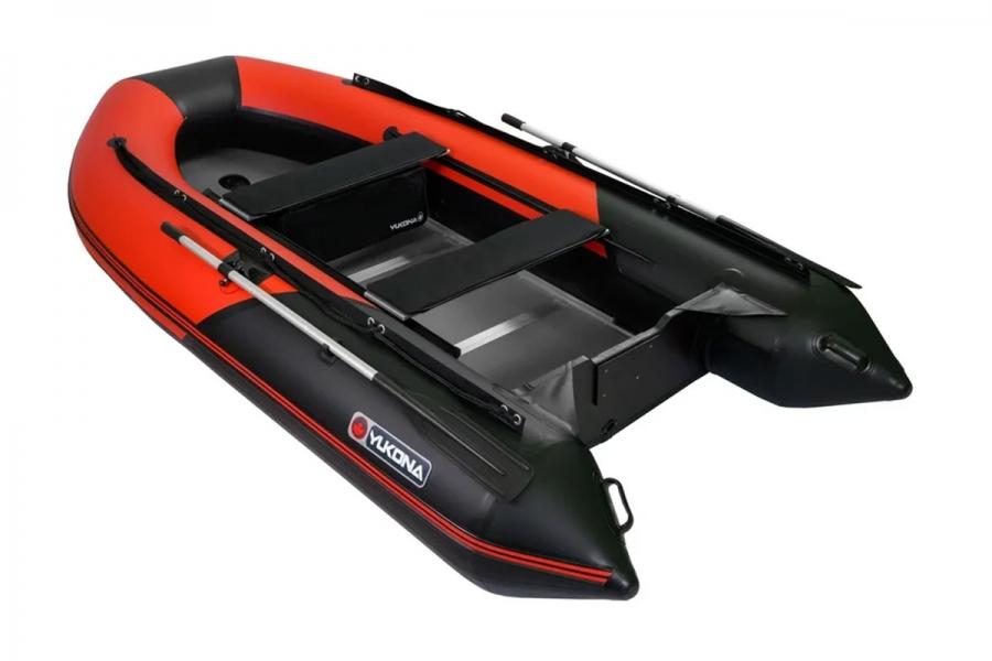 Лодка ПВХ YUKONA 360TS (F)