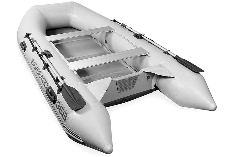 Надувная лодка Silverado 36S