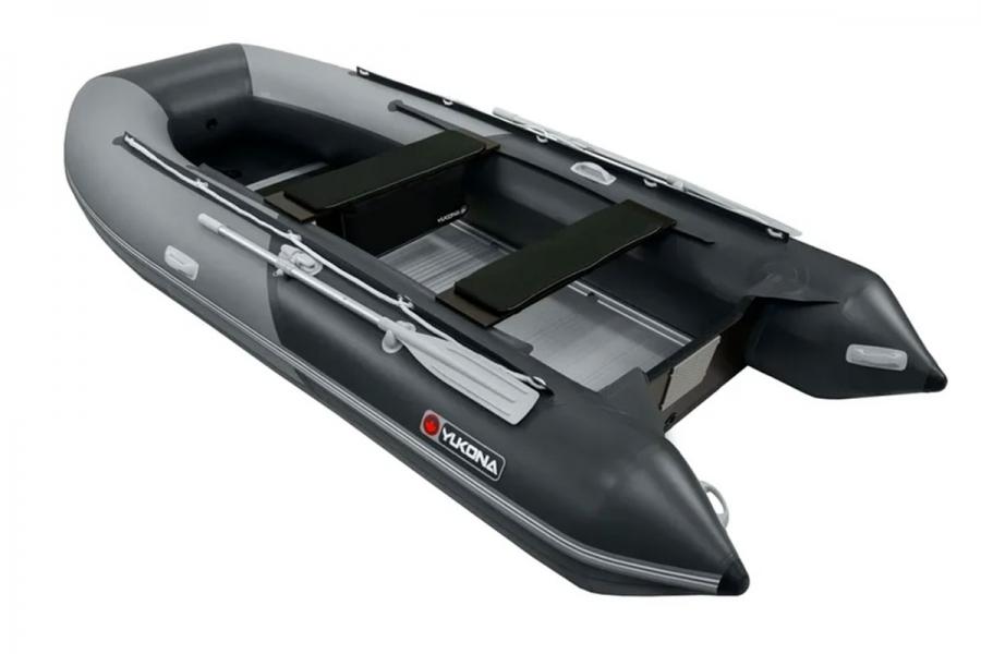 Лодка ПВХ YUKONA 430TS (F)