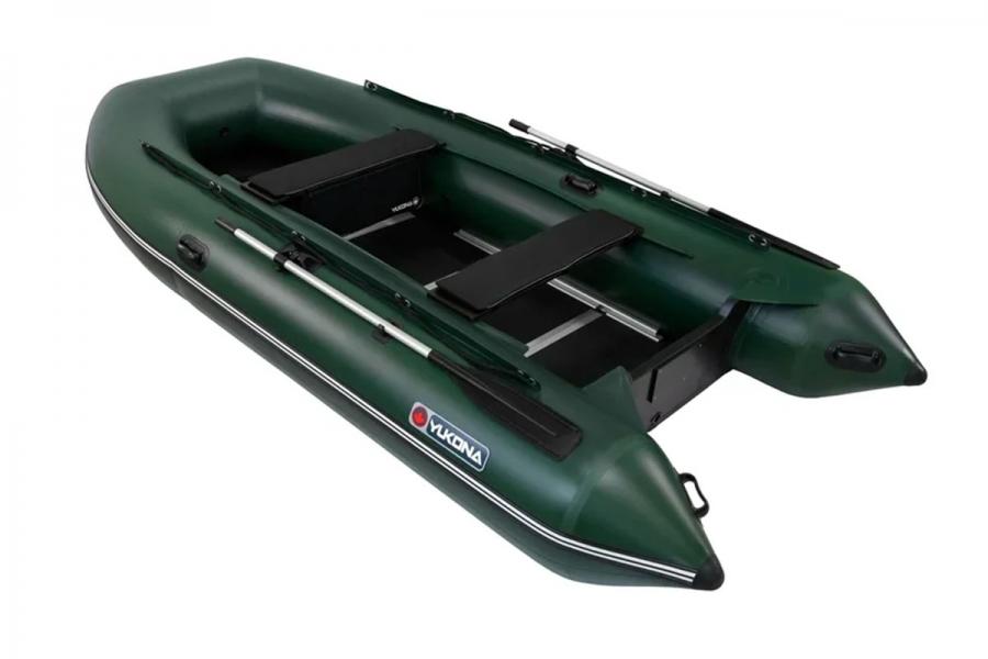 Лодка ПВХ YUKONA 410TS (F)