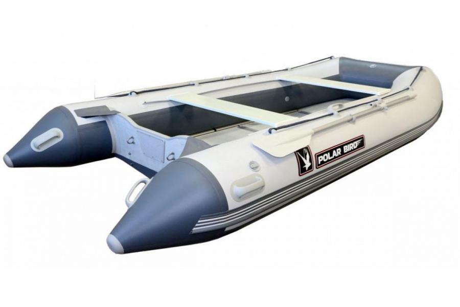 Лодка ПВХ Polar Bird 420E Eagle («Орлан»)