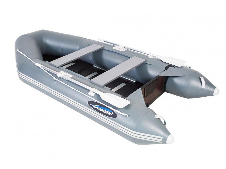Лодка ПВХ GLADIATOR A280ТК
