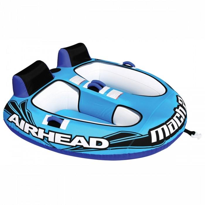 Надувная ватрушка AirHead MACH 2