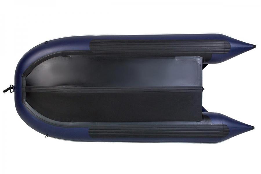 Лодка ПВХ GLADIATOR B330AD пол AirDeck