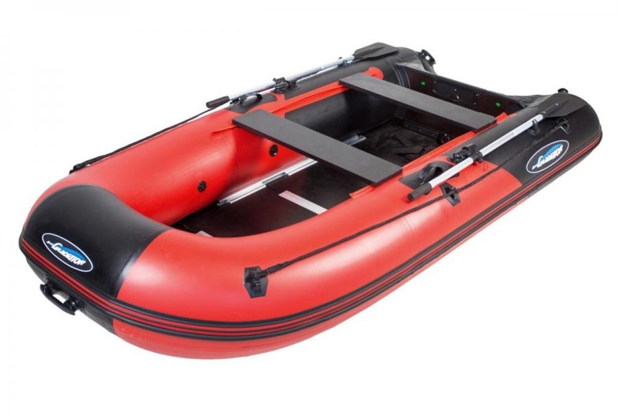 Лодка ПВХ GLADIATOR B330DP