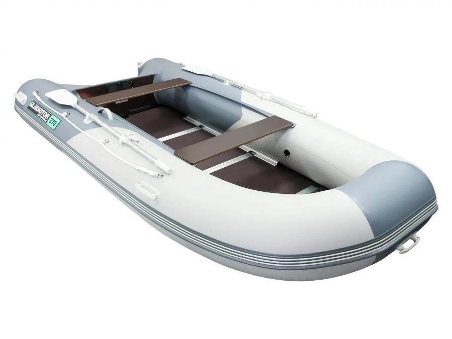 Лодка ПВХ GLADIATOR B370-R