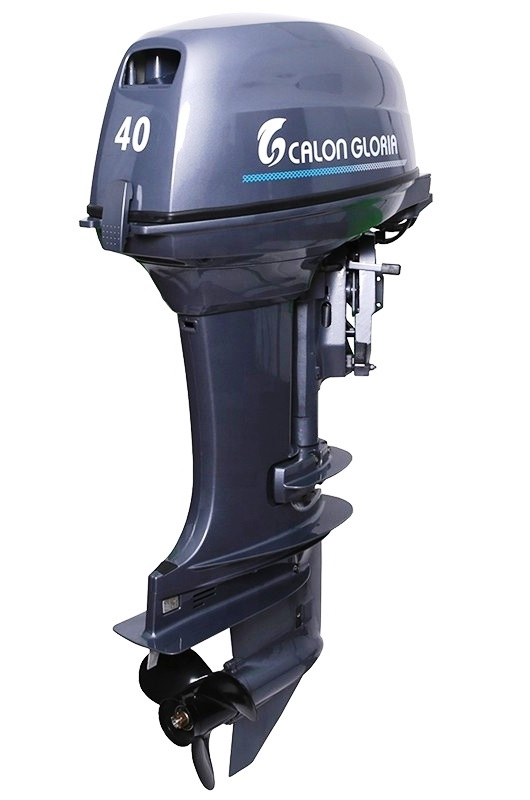 Лодочный мотор ALLFA CG T40FWS-T Гидроподъем