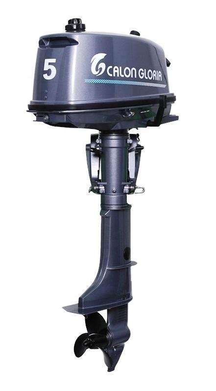 Лодочный мотор ALLFA CG T5S бак 12 л.