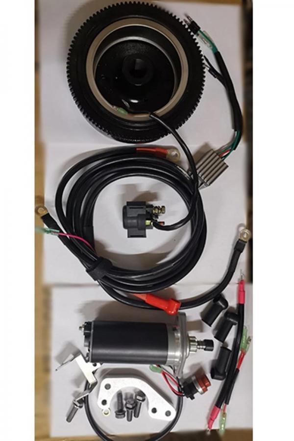 Лодочный мотор ALLFA CG T9.9 BWS