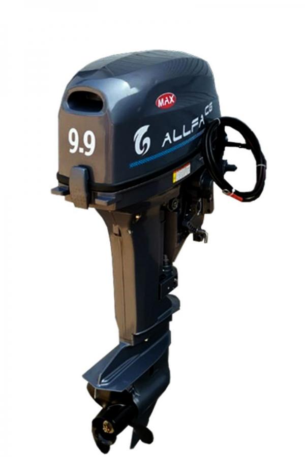Лодочный мотор ALLFA CG T 9.9 FWS MAX (20 л.с.)