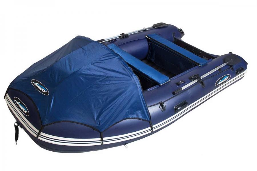 Лодка ПВХ GLADIATOR E 420 AIR Maxima
