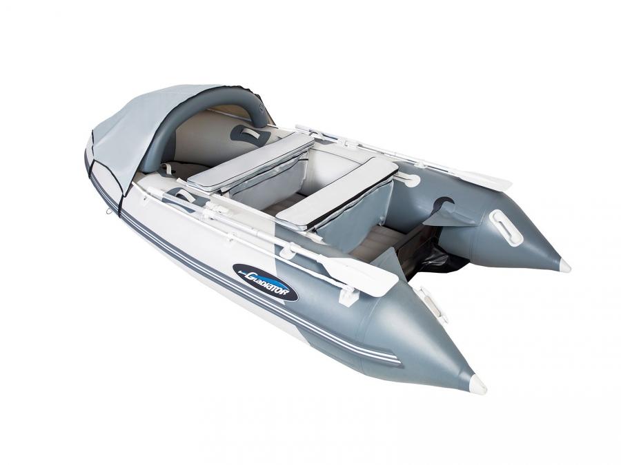 Лодка ПВХ с НДНД GLADIATOR E 330 AIR Maxima