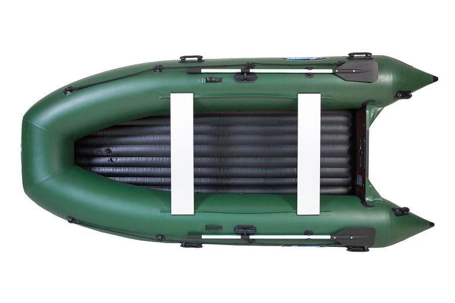 Лодка ПВХ GLADIATOR E380 Light НДНД